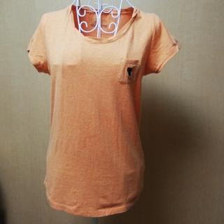 コーエン(coen)のCoen 綺麗オレンジTシャツ(Tシャツ(半袖/袖なし))