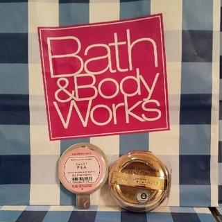 バスアンドボディーワークス(Bath & Body Works)のリフィル1つおまけ付き!バスアンドボディワークス カーセントポータブル(車内アクセサリ)