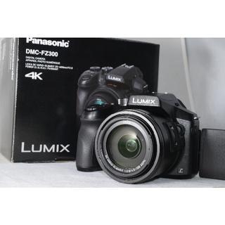 Panasonic - 新品☆Panasonic LUMIX DMC-FZ300☆LEICA レンズ 1