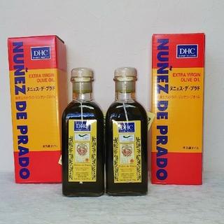 ディーエイチシー(DHC)のDHC エクストラバージン オリーブオイル 2本セット(調味料)