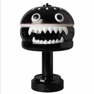アンダーカバー(UNDERCOVER)のUNDERCOVER hamburger LAMP アンダーカバー ランプ 黒(テーブルスタンド)