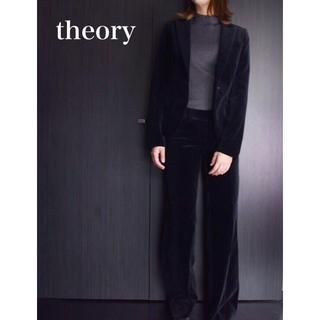 セオリー(theory)のtheory セオリー セットアップ ベロア コーデュロイ スーツ(スーツ)
