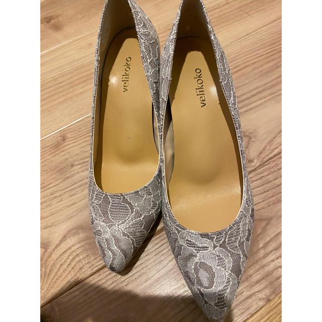 velikoko(ヴェリココ)のヴェリココ 23.0cm レディースの靴/シューズ(ハイヒール/パンプス)の商品写真