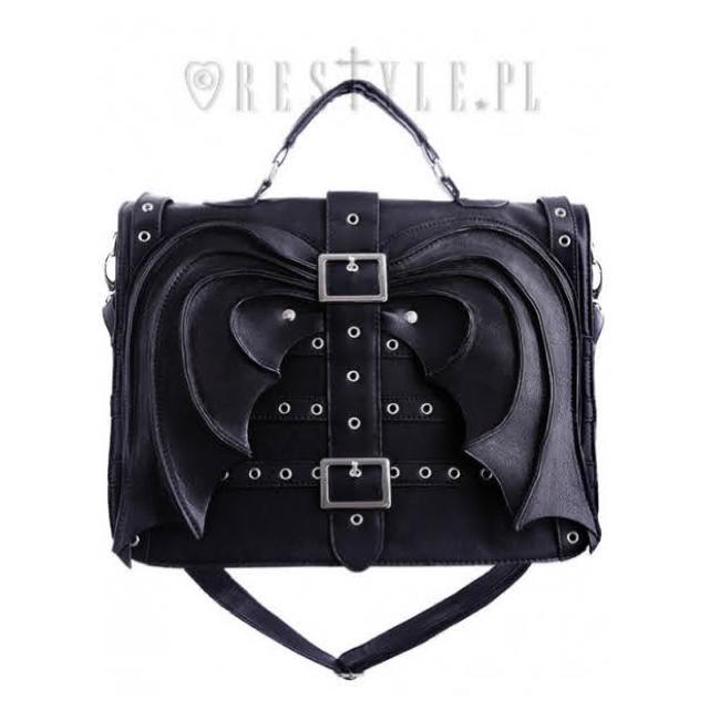 EATME(イートミー)のRestyle Bat Wings Satchel Bag コウモリの羽バッグ レディースのバッグ(ショルダーバッグ)の商品写真