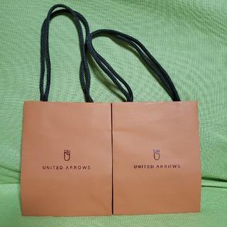 ユナイテッドアローズ(UNITED ARROWS)のUNITED ARROWS 紙袋 ショップ袋(ショップ袋)