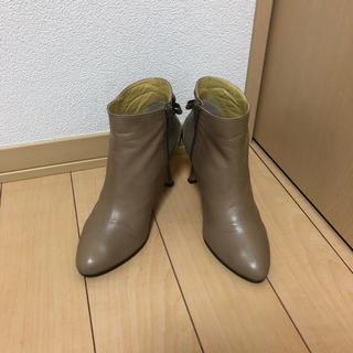 【美品】オデットエオディール ブーティ ショートブーツ ブーツ