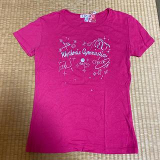 チャコット(CHACOTT)のチャコット 新体操Tシャツ Lサイズ (ダンス/バレエ)