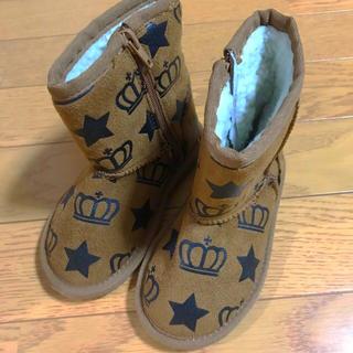 ベビードール(BABYDOLL)のnarich0c0様専用  BABY DOLL ブーツ 15㎝(ブーツ)
