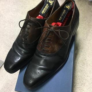 リーガル(REGAL)のストレートチップ ビジネスシューズ 革靴 ブラウン(ドレス/ビジネス)