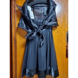 セシルマクビー(CECIL McBEE)のCECIL McBEE ドレス ブラック(その他ドレス)