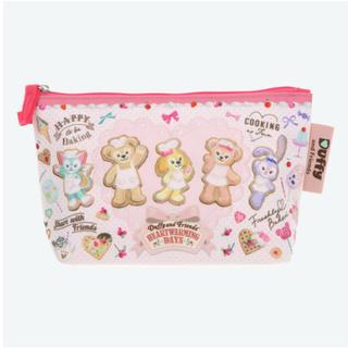ダッフィー(ダッフィー)のハートウォーミング・デイズ  ♡  ミルクティークッキー  ポーチ付き(菓子/デザート)