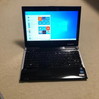 エヌイーシー(NEC)の美品 NEC LL750/HS6B Core™ i7 Windows10 (ノートPC)