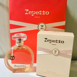レペット(repetto)のレペット オードトワレ 80ml(香水(女性用))