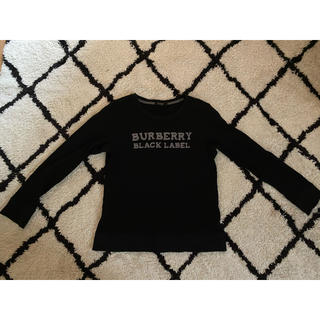 BURBERRY BLACK LABEL - ⭐ 純正 BURBERRY BLACK LABELの長袖Tシャツ中古品♪ ♫