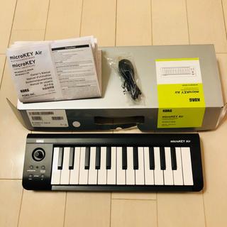 コルグ(KORG)のKORG microKEY2-25Air(MIDIコントローラー)