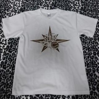 ホッカイドウニホンハムファイターズ(北海道日本ハムファイターズ)の2016年  日ハムファンフェス白TシャツLサイズ(応援グッズ)