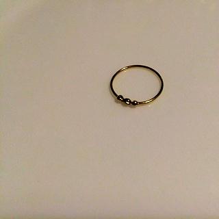 アッシュペーフランス(H.P.FRANCE)のsale♩ sweet pea ring(リング(指輪))