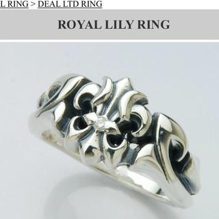 ディールデザイン(DEAL DESIGN)のDEAL DESIGN ROYAL LILY RING(リング(指輪))