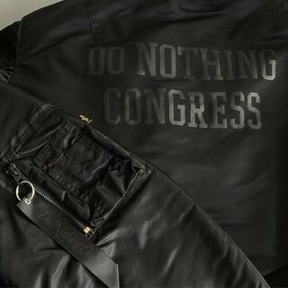 ALPHA INDUSTRIES - ALPHA - Do Nothing Congress   MA-1