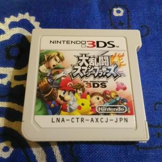 ニンテンドー3DS - 【3DS】大乱闘スマッシュブラザーズ