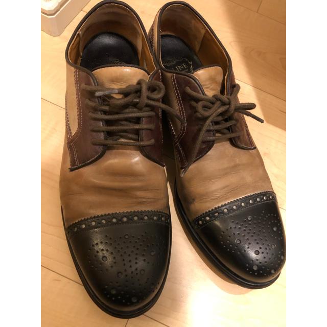 alfredoBANNISTER(アルフレッドバニスター)のメンズシューズ メンズの靴/シューズ(ドレス/ビジネス)の商品写真
