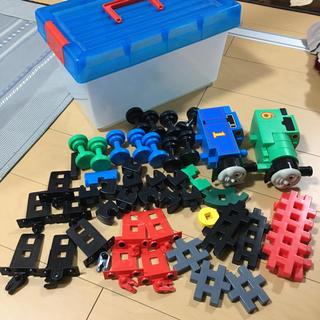 ガッケン(学研)のトーマス ブロック 子供 玩具 おもちゃ(積み木/ブロック)
