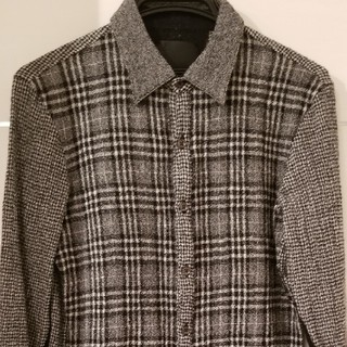 オーレット(OURET)のOURET ウールシャツ(シャツ)