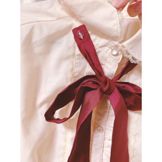 axes femme(アクシーズファム)のブラウス レディースのトップス(シャツ/ブラウス(半袖/袖なし))の商品写真