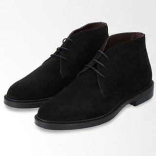 ビューティアンドユースユナイテッドアローズ(BEAUTY&YOUTH UNITED ARROWS)の新品 スエード チャッカー ブーツ(ブーツ)