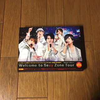 Sexy Zone - Welcome to Sexy Zone Tour〈初回限定盤・2枚組〉
