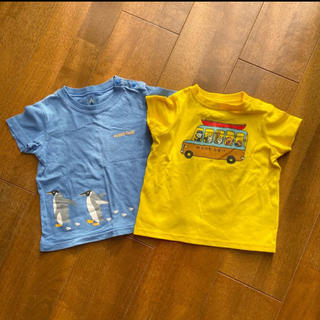 mont-bell Tシャツ 80㎝、90㎝