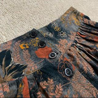 サンタモニカ(Santa Monica)の古着 スカート  1/18までの出品(ひざ丈スカート)