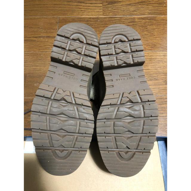 Cole Haan(コールハーン)のCOLE HAAN 防水ブーツ waterproof boots メンズの靴/シューズ(ブーツ)の商品写真