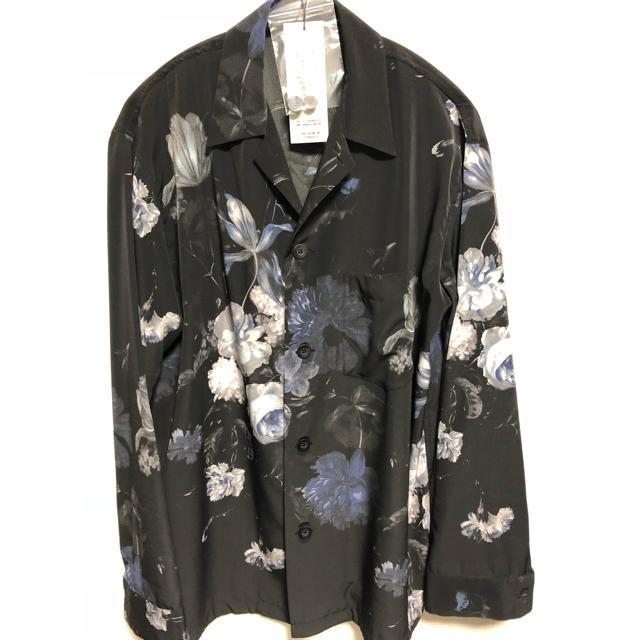 LAD MUSICIAN(ラッドミュージシャン)のラッドミュージシャン 花柄 18SS パジャマシャツ メンズのトップス(シャツ)の商品写真