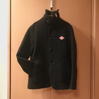 DANTON - 日本製 DANTON ウールモッサジャケット 34 チャコールグレー ダントン