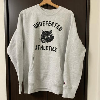 UNDEFEATED - UNDEFEATED スウェット PANTHER パンサー 19ss