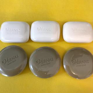 ヴァーナル(VERNAL)のヴァーナル  アンクソープ 3個×30g センシティブザイフ 3個×30g (洗顔料)