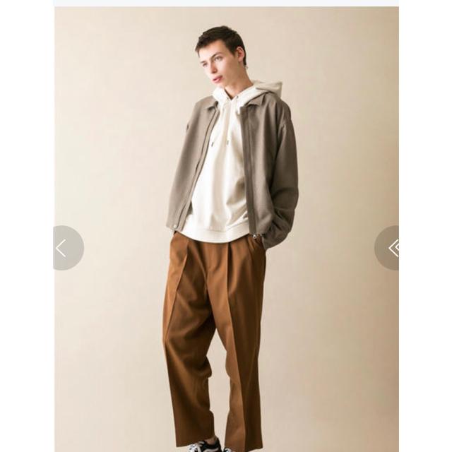 BEAUTY&YOUTH UNITED ARROWS(ビューティアンドユースユナイテッドアローズ)のモンキータイム  ガンクラブチェック ブルゾン メンズのジャケット/アウター(ブルゾン)の商品写真
