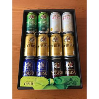 エビス(EVISU)のエビスビール 350ml✖︎12(ビール)