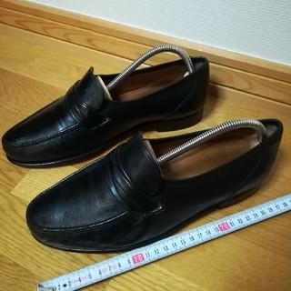 Allen Edmonds - ✨アレン・エドモンズ Bergano 黒色のビジネスローファー27.5cm