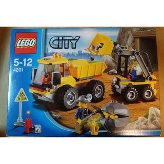 レゴ(Lego)の未使用 レゴ シティ ゴールドマイナー(プラモデル)