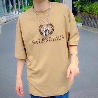 Balenciaga - BALENCIAGA BBロゴTシャツ