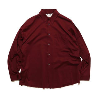 マルニ(Marni)のMARNI 19ss relaxed cotton jersey shirts(シャツ)