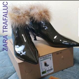 ザラ(ZARA)のZARA TRAFALUC 39(ブーツ)