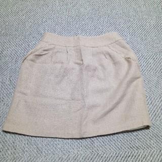 テチチ(Techichi)の【テチチ/Techichi】ベージュ スカート(ひざ丈スカート)