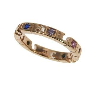 ジャスティンデイビス(Justin Davis)の【値下げ】Justin Davis 4ever stone Ring(リング(指輪))
