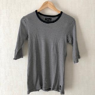 アニエスベー(agnes b.)のアニエスベー ボーダー Tシャツ(Tシャツ/カットソー(半袖/袖なし))