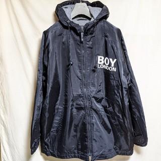 ボーイロンドン(Boy London)のBOY LONDONフリース裏地ナイロンジャケット(ブルゾン)