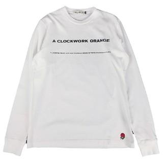 アンダーカバー(UNDERCOVER)のUNDERCOVER アンダーカバー 長袖Tシャツ ホワイト4(スウェット)