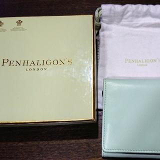 ペンハリガン(Penhaligon's)のジュエリーケース 革 小銭入れ 未使用(コインケース)